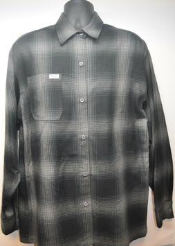 old school plaid flannel long sleeve og