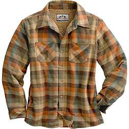 Legendary Whitetails Women's Open Country Shirt Jacket Rusti
