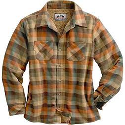 Legendary Whitetails Women's Open Country Shirt Jacket Rusti