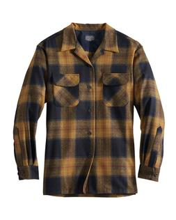Pendleton Original Board Shirt 100% Umatilla Virgin Wool Cla