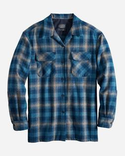 Pendleton Original Board Shirt 100% Umatilla Virgin Wool Cla