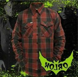 Dixxon Orlok Men's Flannel - XL