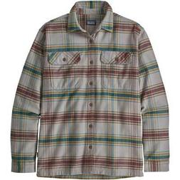 PATAGONIA Men's Fjord Flannel Long Sleeved Shirt