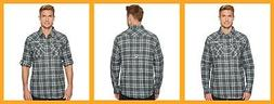 Columbia ~ PFG Beadhead Omni-Wick® Men's Long Sleeve Flanne