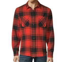 plaid shirt button up super soft cotton