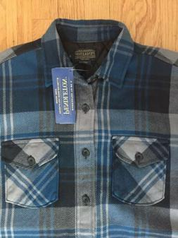 Pendleton Quilt Lined Flannel Shirt Men's Small Fits Like