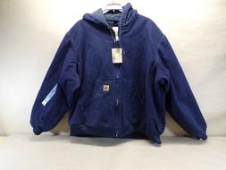 Carhartt Men's Quilted Flannel Lined Sandstone Active Jacket