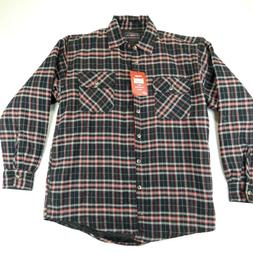 Wrangler Quilted Flannel Shirt Small Premium Quality NEW But