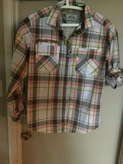 Legendary Whitetails Realtree  Sz. XL Buck Plaid Flannel Shi
