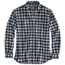 Carhartt Rugged Flex Hamilton Plaid Flannel Shirt Mens 3XLT