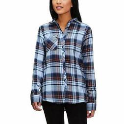 Columbia Simply Put II Long Sleeve Flannel Shirt - Women's