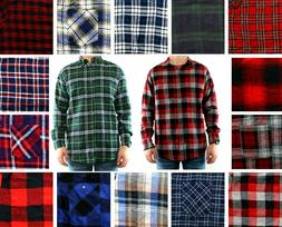 st john s bay flannel shirt men