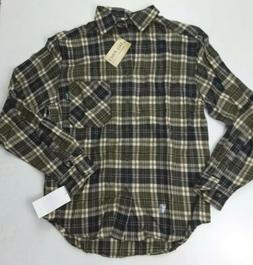 Tall Pines By Woolrich Flannel Shirt Size S