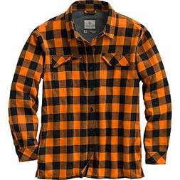 Legendary Whitetails Mens Trailblazer Waffle Lined Shirt Neo