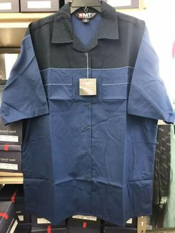 tri mountain racewear mechanic shirt size xl