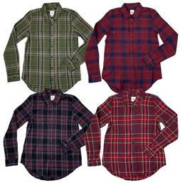Van's Women's Flannel Skate Shirt 4 colors and multiple size
