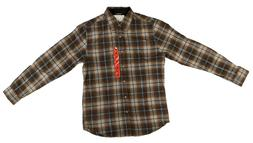 Weatherproof Vintage Men's Long Sleeve Button Down Flannel S