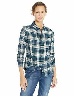 Pendleton Women's Audrey Fitted Flannel Shirt, Ivo - Choose