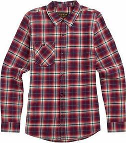 Burton Women's Grace Long Sleeve Woven Shirt, Anem - Choose