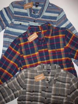 Patagonia Women's Long-Sleeved Fjord Flannel Shirt - 53916 -