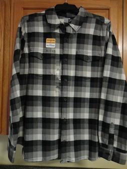 Carhartt Women's Rugged Flex Hamilton Shirt, Black, L
