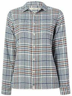 Woolrich Women's The Pemberton Flannel Shirt, Ivor - Choose