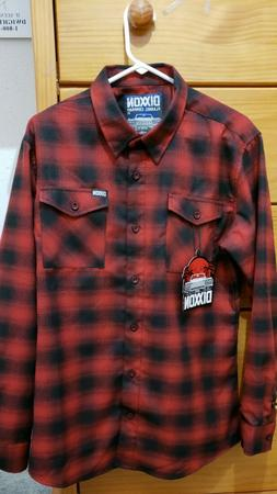 "Women's ""WATTS"" Dixxon Flannel 2XL"