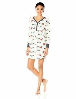 Hanes Womens Sleepwear by Age Group Festive in Flannel Sleep