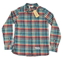 Woolrich Womens The Pemberton Flannel Shirt Multicolor Holid