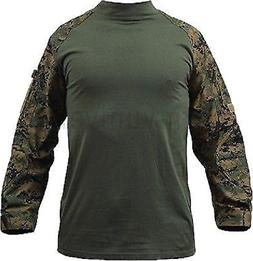 Woodland Digital Camouflage Heat Resistant Lightweight Comba