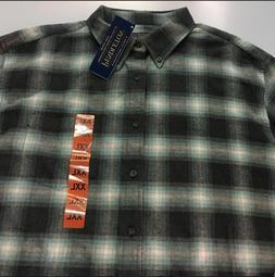 Pendleton Woolen Mills Men Plaid Flannel Shirt 100% Wool Hik