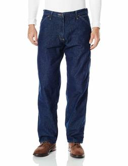 Wrangler Authentics Mens Fleece Lined Carpenter Pant