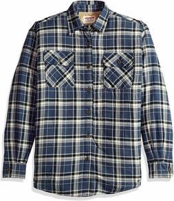 Wrangler Authentics Men's Long Sleeve Sherpa Lined Shirt J